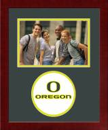 Oregon Ducks Spirit Horizontal Photo Frame