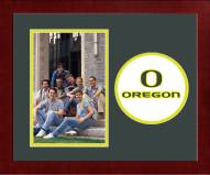 Oregon Ducks Spirit Vertical Photo Frame