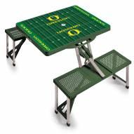 Oregon Ducks Sports Folding Picnic Table