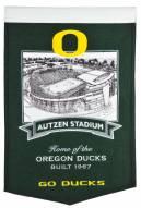 Oregon Ducks Stadium Banner