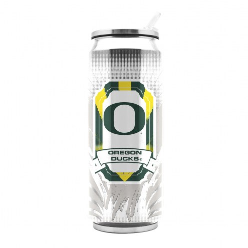 Oregon Ducks Stainless Steel Thermo Can