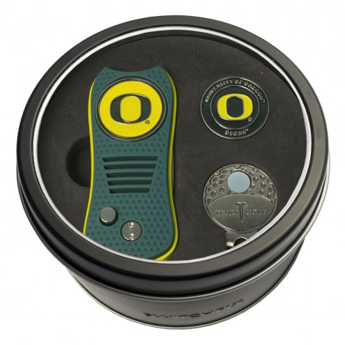 Oregon Ducks Switchfix Golf Divot Tool, Hat Clip, & Ball Marker