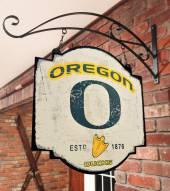 Oregon Ducks Tavern Sign