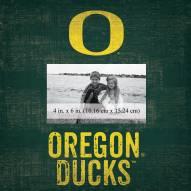 "Oregon Ducks Team Name 10"" x 10"" Picture Frame"