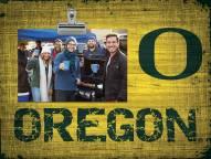 Oregon Ducks Team Name Clip Frame