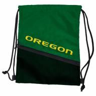 Oregon Ducks Tilt Backsack