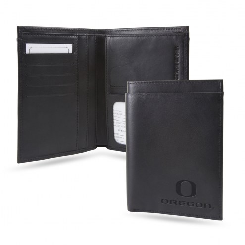 Oregon Ducks Traveling Team Passport Wallet