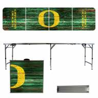 Oregon Ducks Victory Folding Tailgate Table