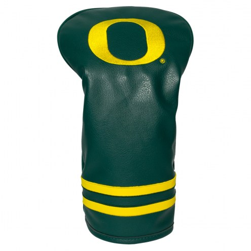 Oregon Ducks Vintage Golf Driver Headcover