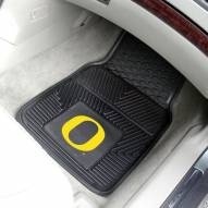 Oregon Ducks Vinyl 2-Piece Car Floor Mats