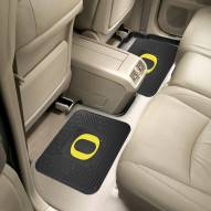 Oregon Ducks Vinyl 2-Piece Rear Floor Mats
