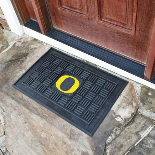 Oregon Ducks Vinyl Door Mat