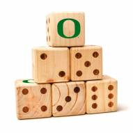 Oregon Ducks Yard Dice