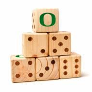 Oregon Ducks Yard Dice