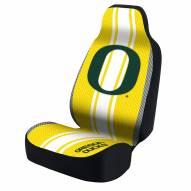 Oregon Ducks Yellow Universal Bucket Car Seat Cover