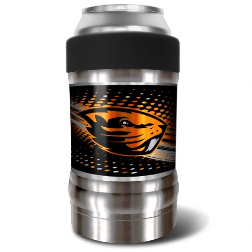Oregon State Beavers 12 oz. Locker Vacuum Insulated Can Holder
