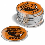 Oregon State Beavers 12-Pack Golf Ball Markers