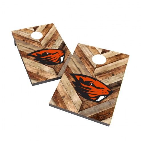Oregon State Beavers 2' x 3' Cornhole Bag Toss