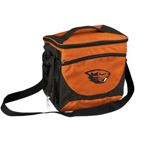 Oregon State Beavers 24 Can Cooler