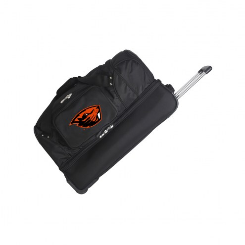 "Oregon State Beavers 27"" Drop Bottom Wheeled Duffle Bag"