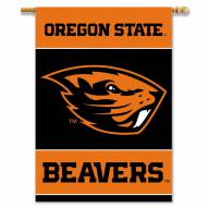 "Oregon State Beavers 28"" x 40"" Two-Sided Banner"