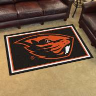 Oregon State Beavers 4' x 6' Area Rug