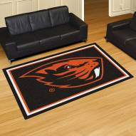 Oregon State Beavers 5' x 8' Area Rug