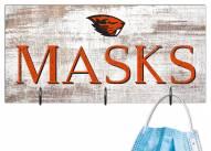 "Oregon State Beavers 6"" x 12"" Mask Holder"
