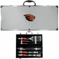 Oregon State Beavers 8 Piece Tailgater BBQ Set