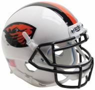 Oregon State Beavers Alternate 7 Schutt Mini Football Helmet