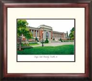 Oregon State Beavers Alumnus Framed Lithograph