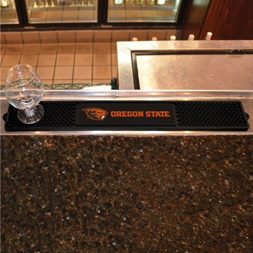 Oregon State Beavers Bar Mat