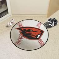 Oregon State Beavers Baseball Rug