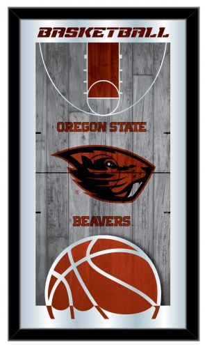 Oregon State Beavers Basketball Mirror