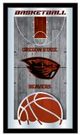 Oregon State Beavers Basketball Mirror