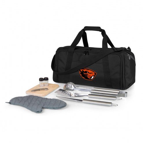 Oregon State Beavers BBQ Kit Cooler