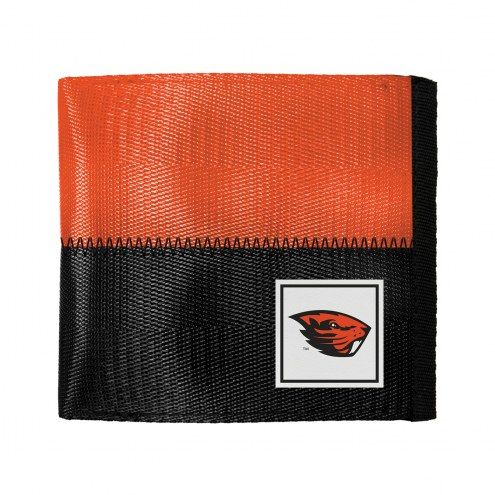 Oregon State Beavers Belted BiFold Wallet