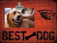 Oregon State Beavers Best Dog Clip Frame