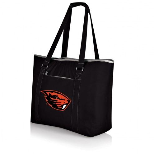 Oregon State Beavers Black Tahoe Beach Bag