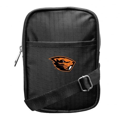 Oregon State Beavers Camera Crossbody Bag