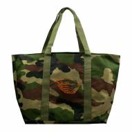 Oregon State Beavers Camo Tote Bag