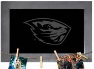 Oregon State Beavers Chalkboard with Frame