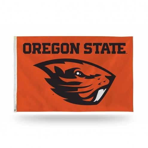 Oregon State Beavers College 3' x 5' Banner Flag