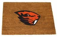 Oregon State Beavers Colored Logo Door Mat