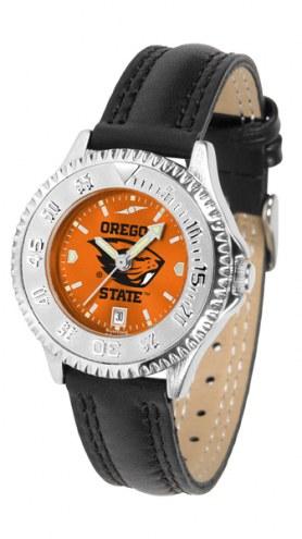 Oregon State Beavers Competitor AnoChrome Women's Watch