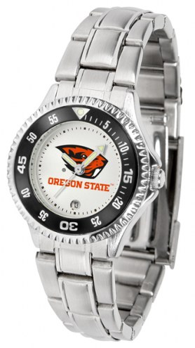 Oregon State Beavers Competitor Steel Women's Watch