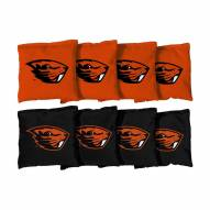 Oregon State Beavers Cornhole Bag Set