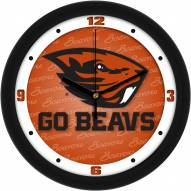 Oregon State Beavers Dimension Wall Clock