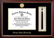 Oregon State Beavers Diploma Frame & Tassel Box
