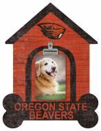 Oregon State Beavers Dog Bone House Clip Frame